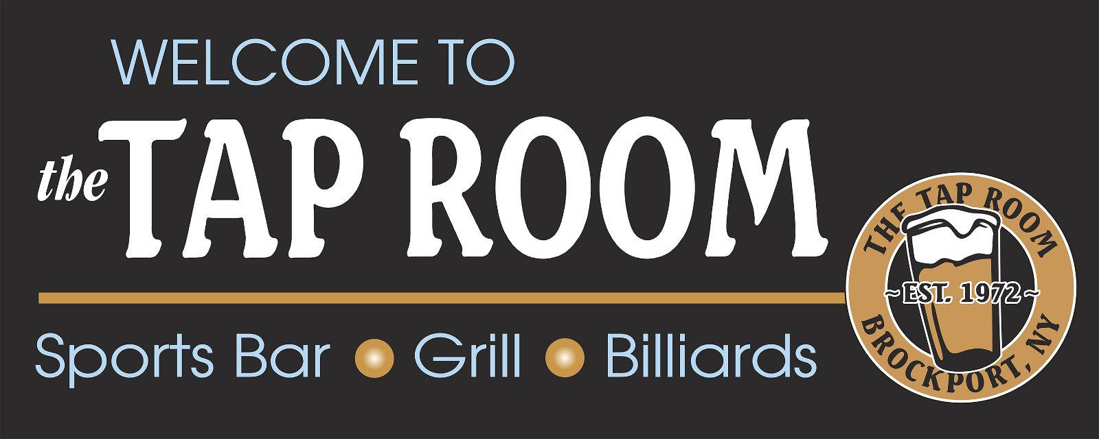 Tap Room Brockport Menu
